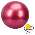 ลูกบอลโยคะ ขนาด 65 ซม. พร้อมที่สูบลม  บาย เอ็น เจ ช็อปปิ้ง สาขาตาก