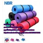 เสื่อโยคะรุ่น NBR ขนาด ความหนา นุ่ม 15 MM