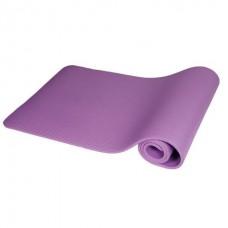 เสื่อโยคะ NBR หนา 1 ซม. NBR Yoga Mat (สีม่วง)