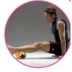 ลูกกลิ้งโยคะ yoga roller