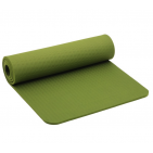 HHSOCIETY เสื่อโยคะ TPE 100 เปอร์เซนต์ หนา 6 MM มี 2 สีให้เลือก สีชมพู สีเขียว
